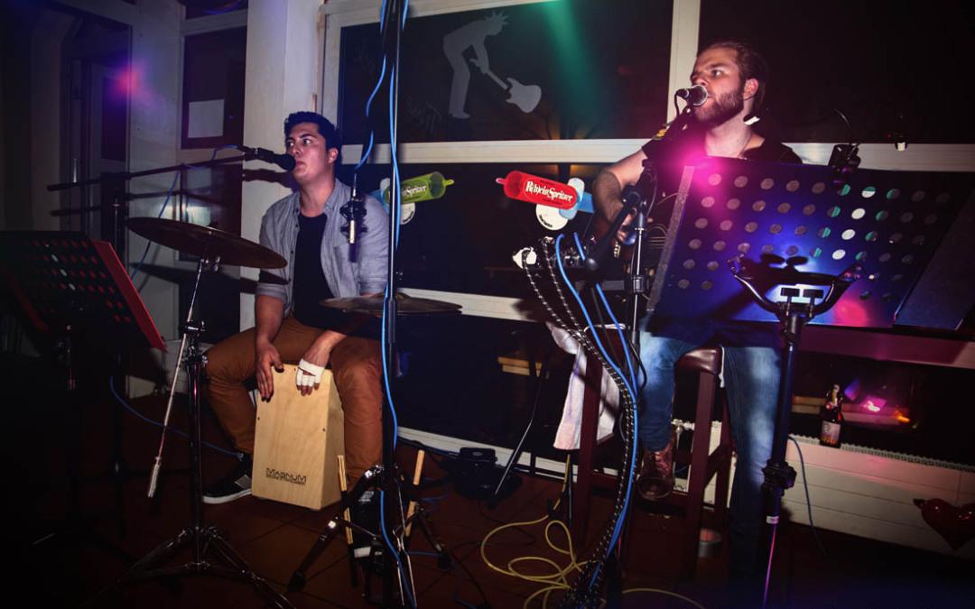 17. Oktober 2014 Live mit Laurin Röckle