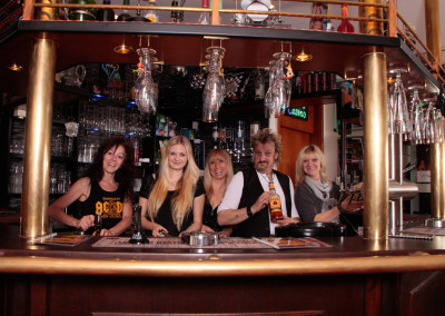 Republik Rockbar The Team - Foto by Pretty Design Backnang - 10