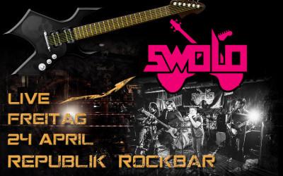 24. April – SWOLO Live in der Republik Rockbar